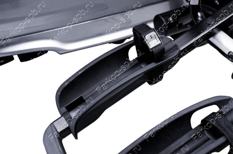 Платформа на фаркоп Thule EuroRide для 2-х велосипедов (941) - фото 7