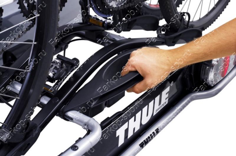 Платформа на фаркоп Thule EuroRide для 2-х велосипедов (941) - фото 6