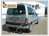Фаркоп Aragon для CITROEN BERLINGO 96-2008